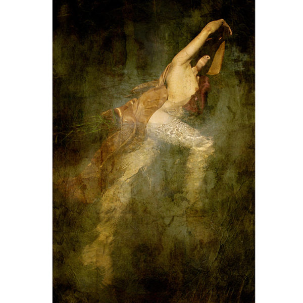 Photographie d'art poétique signée Thalie B. Vernet de Beaulieu